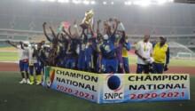 AS Otoho champion de Congo