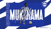 Black Princess's Abdulai Mukarama joins Deportivo Alaves Femenino