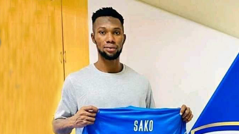 Oumar Sako.