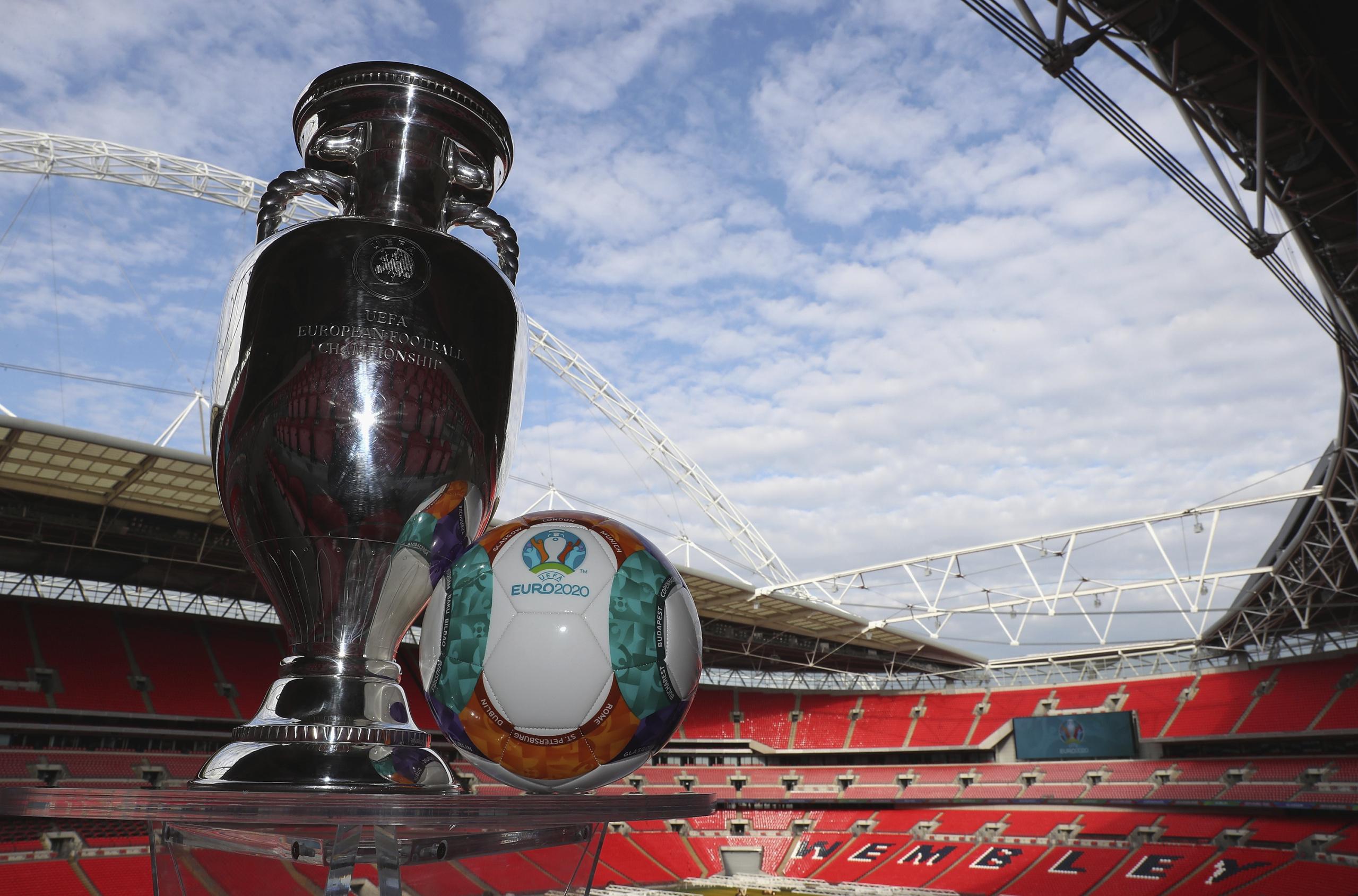 Le stade de Wembley, à Londres, va accueillir le reste de l'Euro 2020, les demies et la finale.