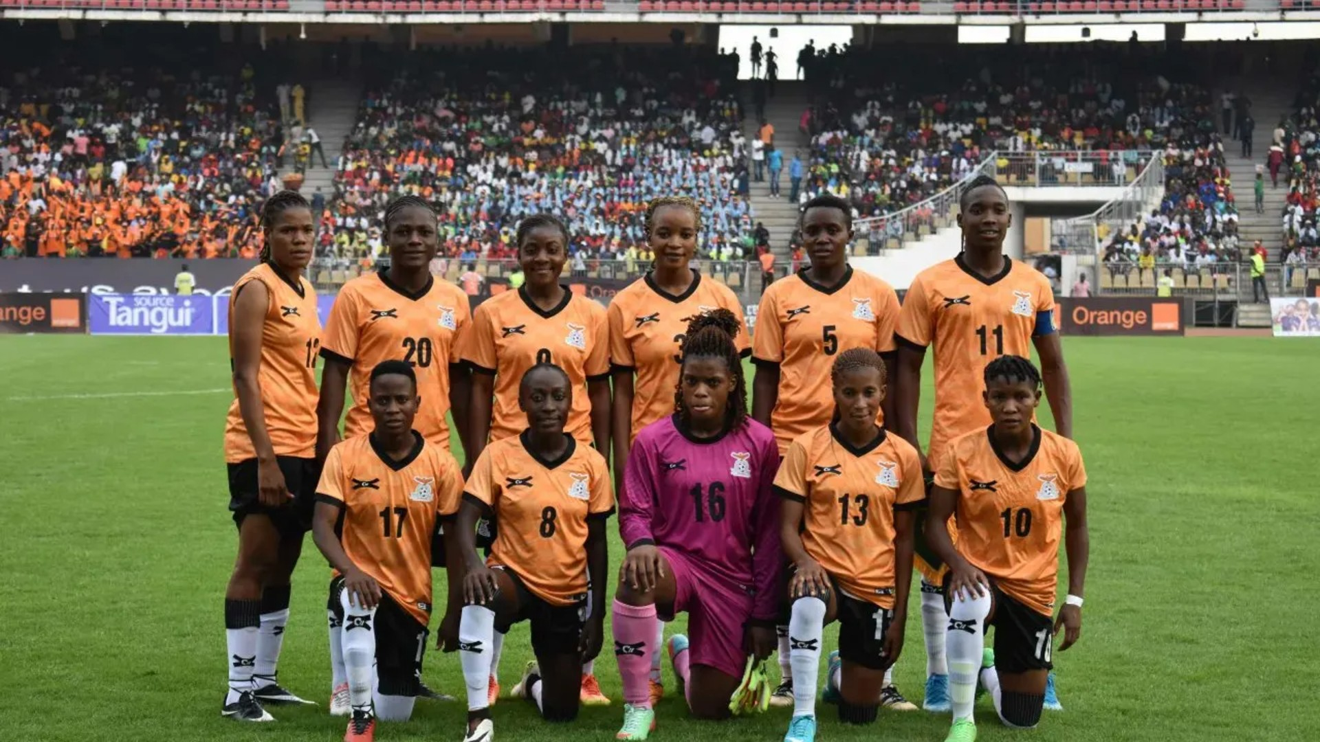 Banda, Chanda and Mubanga headline Zambia squad for Tokyo Olympics - Sport News Africa