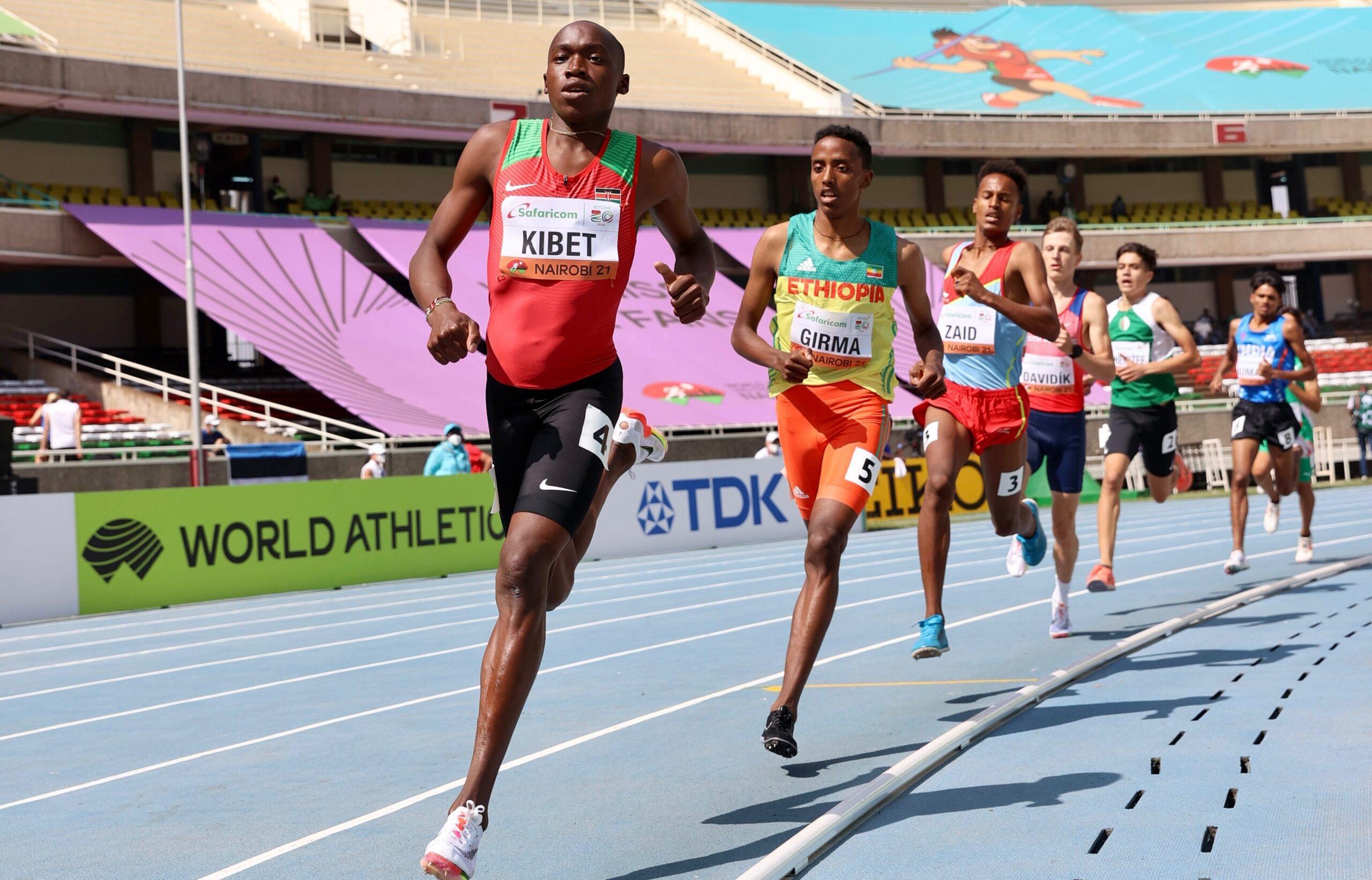 Afrique razzia de médailles Mondiaux U20 athlétisme