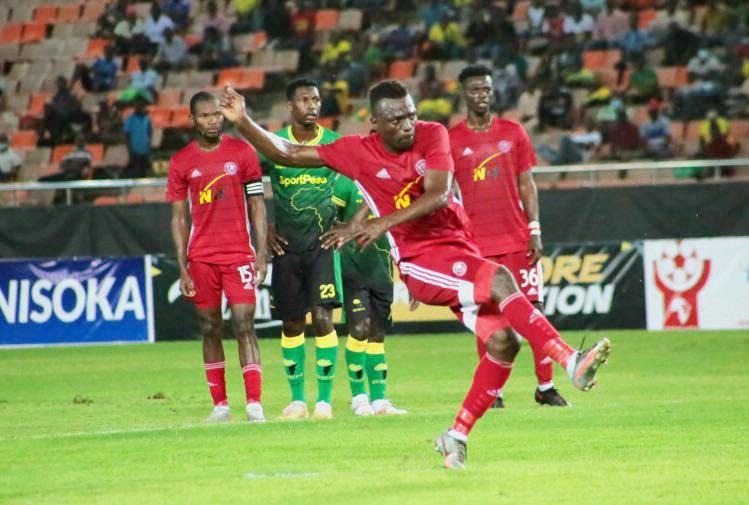 Big Bullets FC en finale de la Coupe Kagame