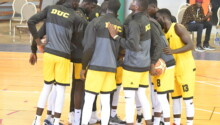 DUC basket Sénégal