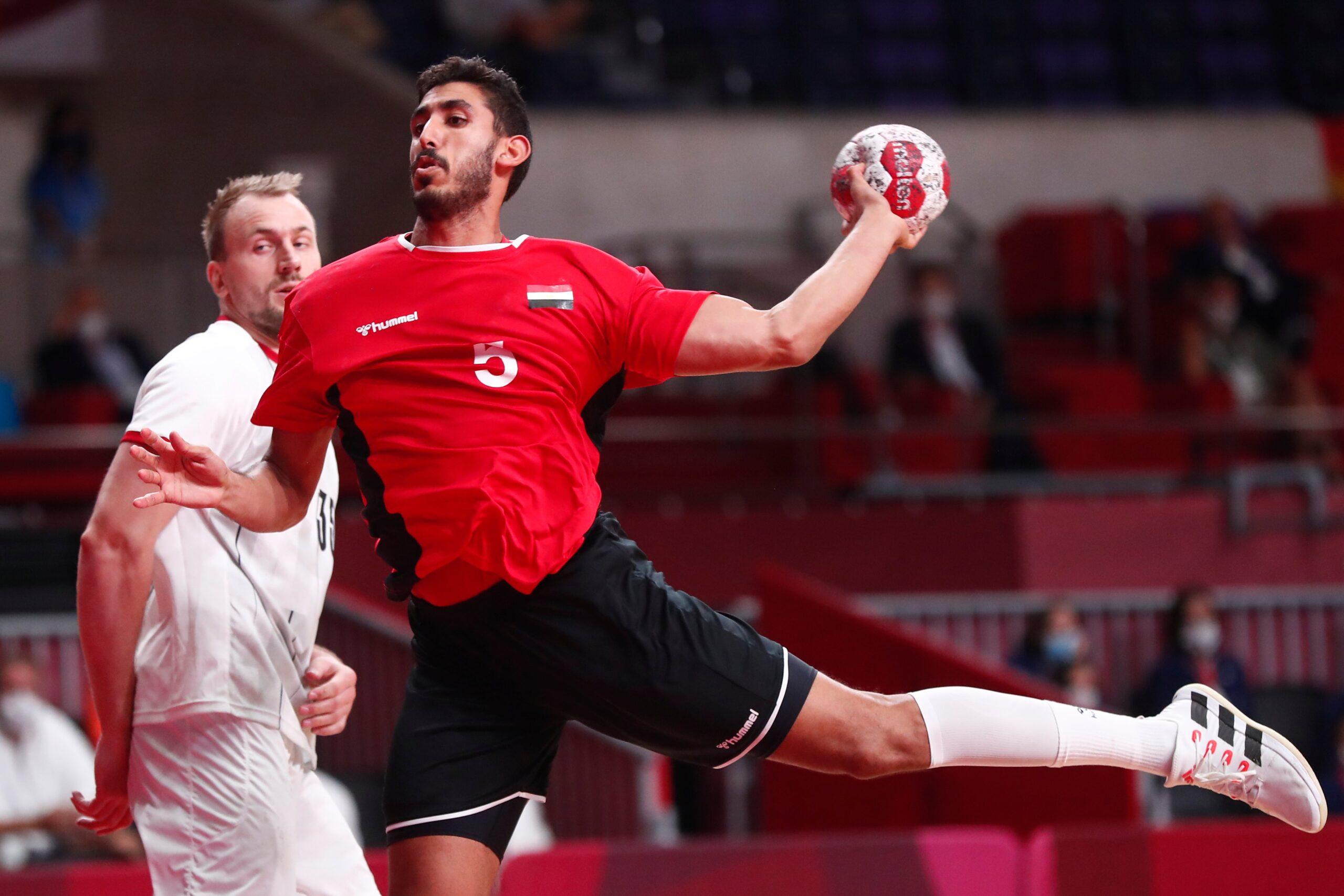 Egypte Handball