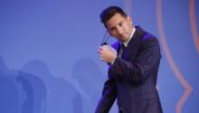 Lionel Messi attendu à Paris