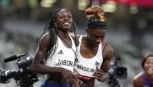 Mboma et Masilingi écartées par World Athletics