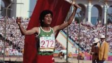 Nawal El Moutawakel 1984 Summer Olympics
