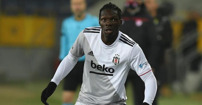 Le défenseur congolais Fabrice N'Sakala.