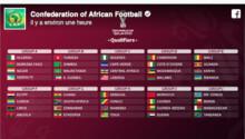 mondial 2022 Afrique