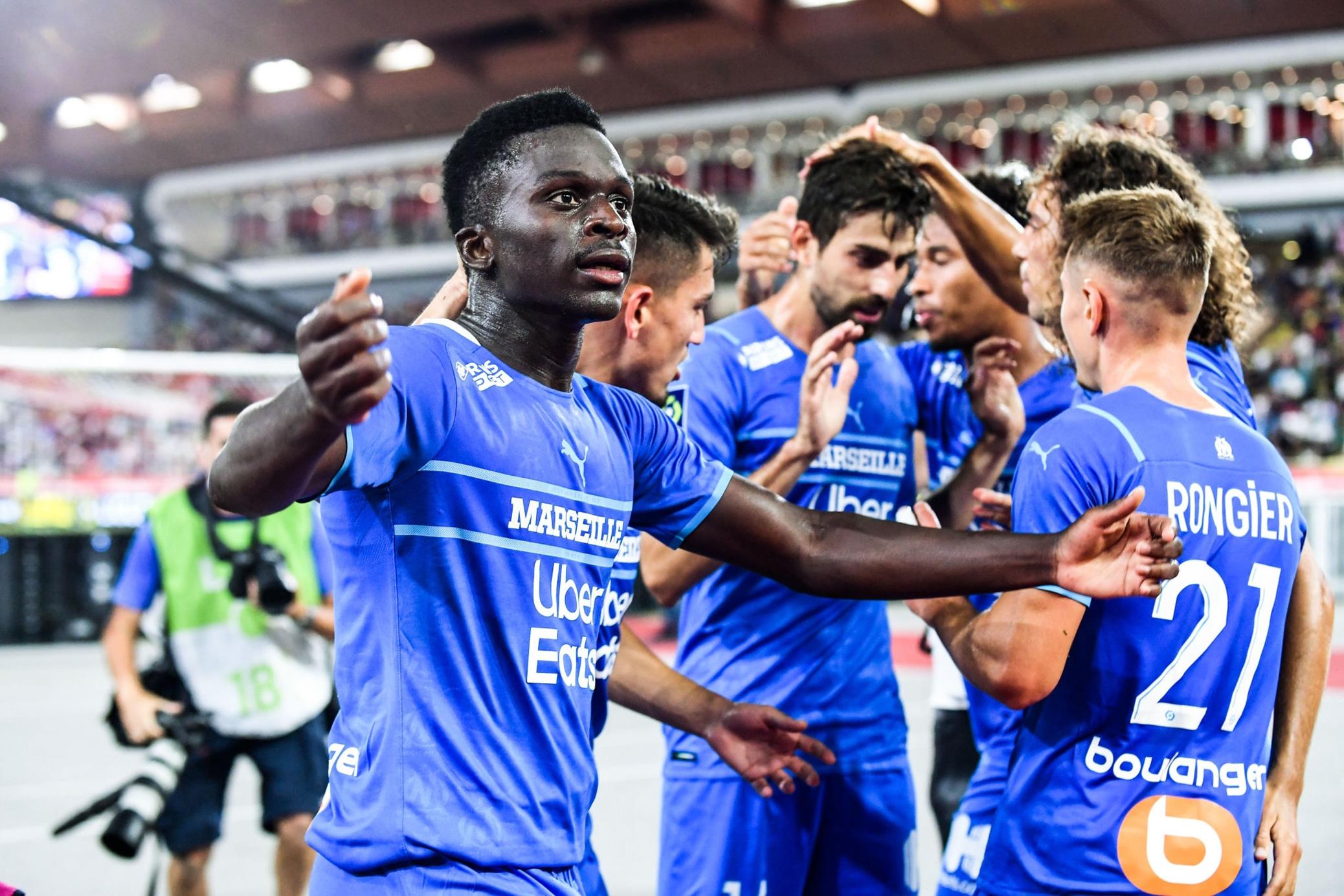 Bamba Dieng marque deux buts pour sa première titularisation