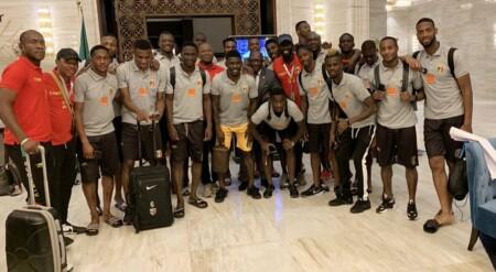 Equipe nationale du Mali en rassemblement