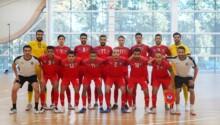 Equipe futsal Maroc