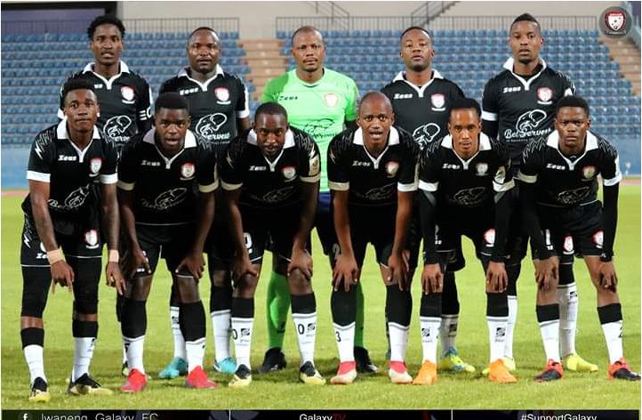 Galaxy FC de Botswana
