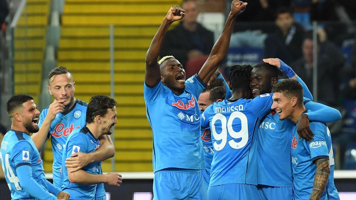 Naples s'appuie sur ses Africains