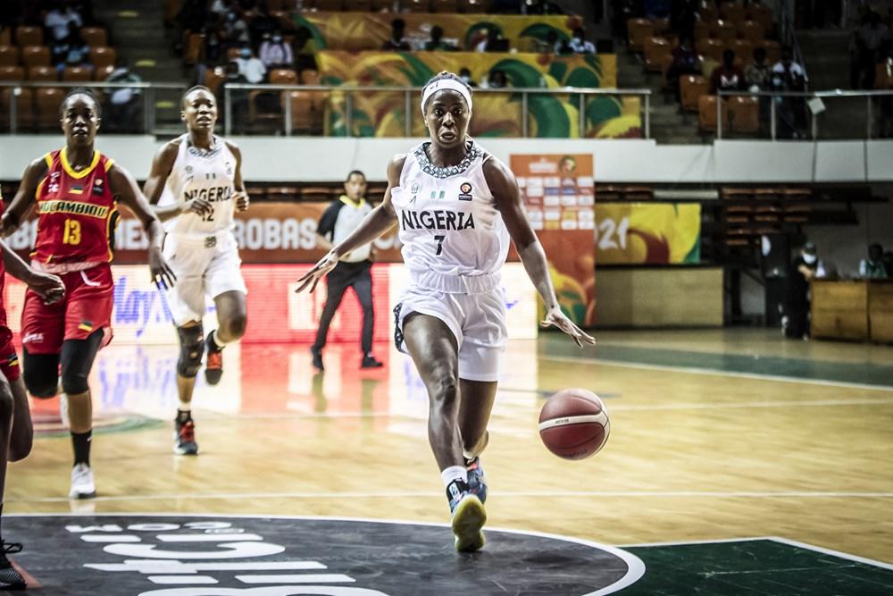 Nigeria Afrobasket 2021
