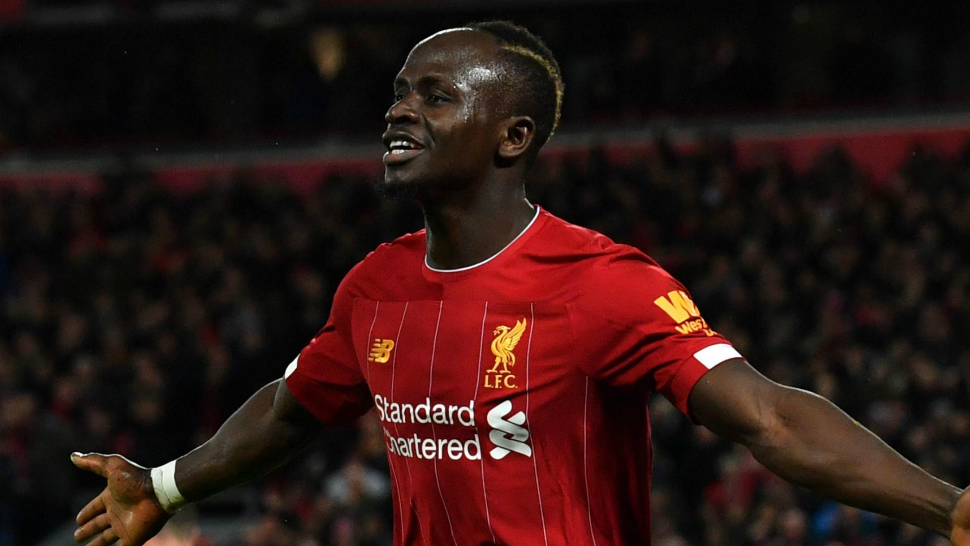 Sadio Mané a maintenant 100 buts avec Liverpool