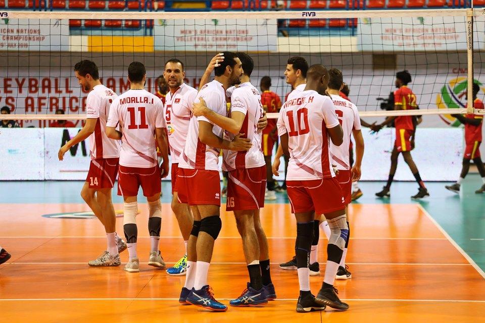 La Tunisie pour défendre son titre au Championnat d'Afrique de volleyball
