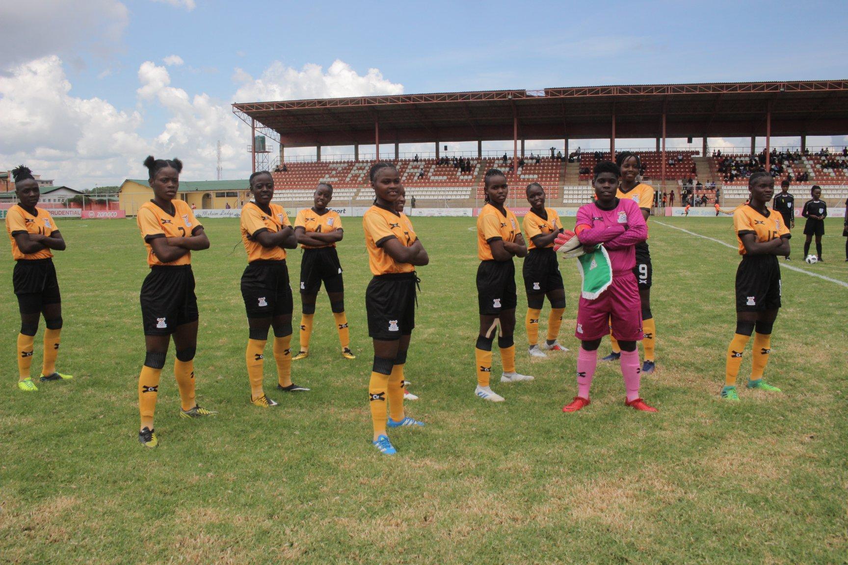 Equipe féminine U20 de la Zambie