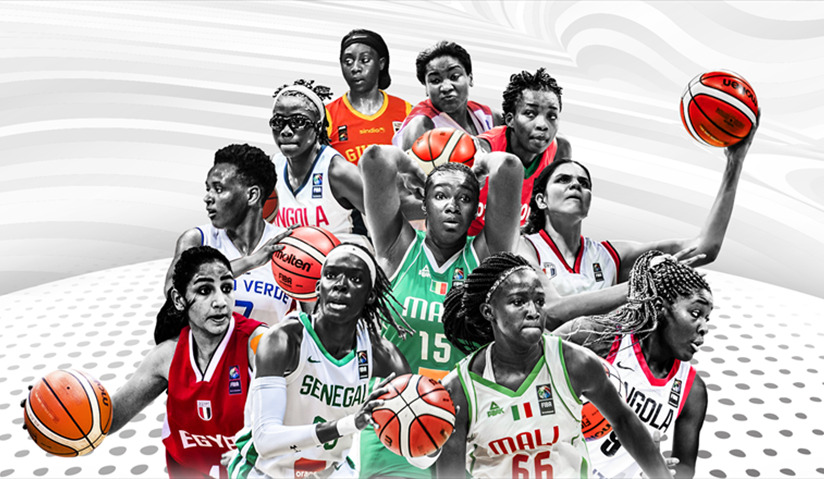 Au milieu des jeunes louves aux dents longues, les mamies font de la résistance à l'Afrobasket 2021.