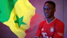 Bouna Sarr bonne pioche pour le Sénégal