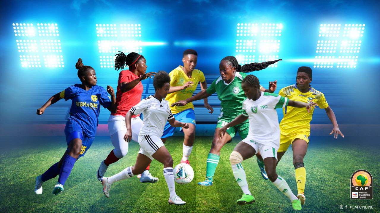 Ligue Des Championnes de la CAF va dévoiler ses groupes ce mercredi