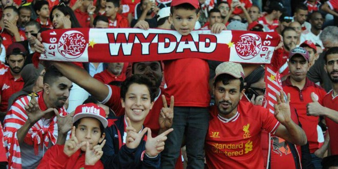 supporters Wydad (1)
