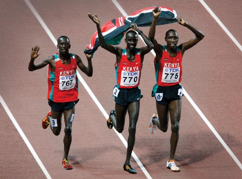 Le Kenya candidat à l'organisation de championnats du monde d'athlétisme