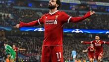 Mohamed Salah-légende- Premier League