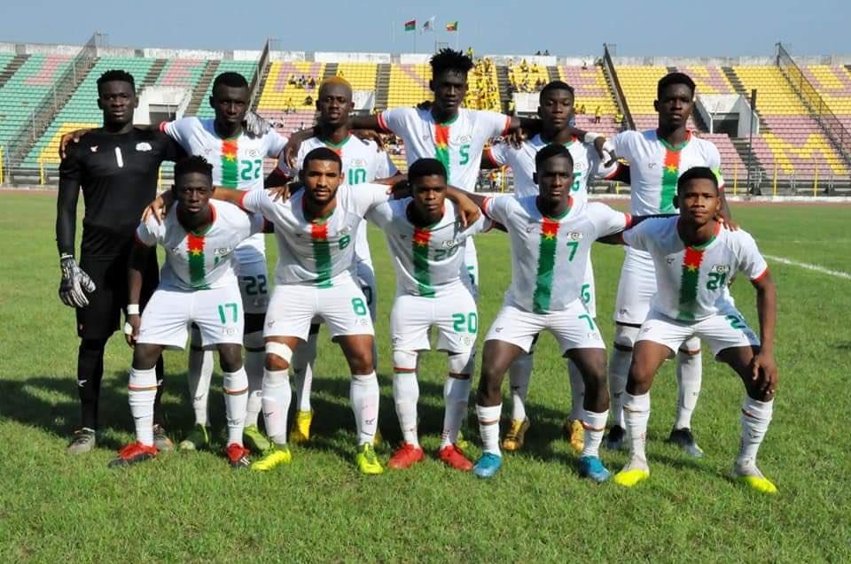 Burkina Faso Etalons