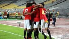 l'Egypte bat la Lybie