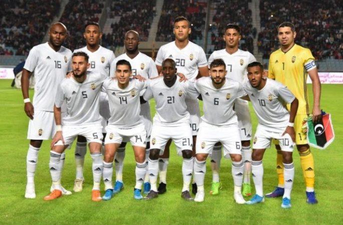 L'équipe de Libye