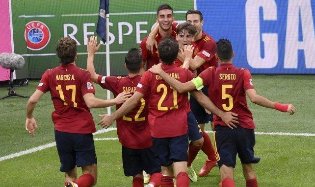Ligue des nations: l'Espagne bat l'Italie