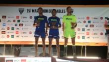 Marathon des sables 2021 le podium