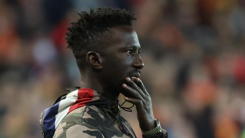 Mbaye Lèye coach Standard Liège