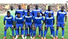 République centrafricaine s'impose au Nigeria