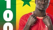 Sadio Mané; légende sénégalaise 100 buts en Premier League