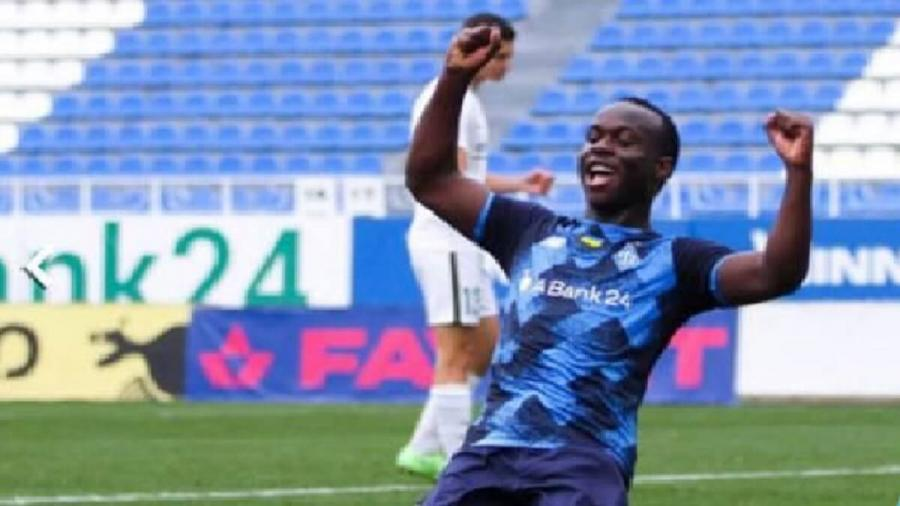 Samba Diallo Dynamo Kiev