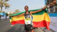 marathon d'Amsterdam: Tola parmi les favoris