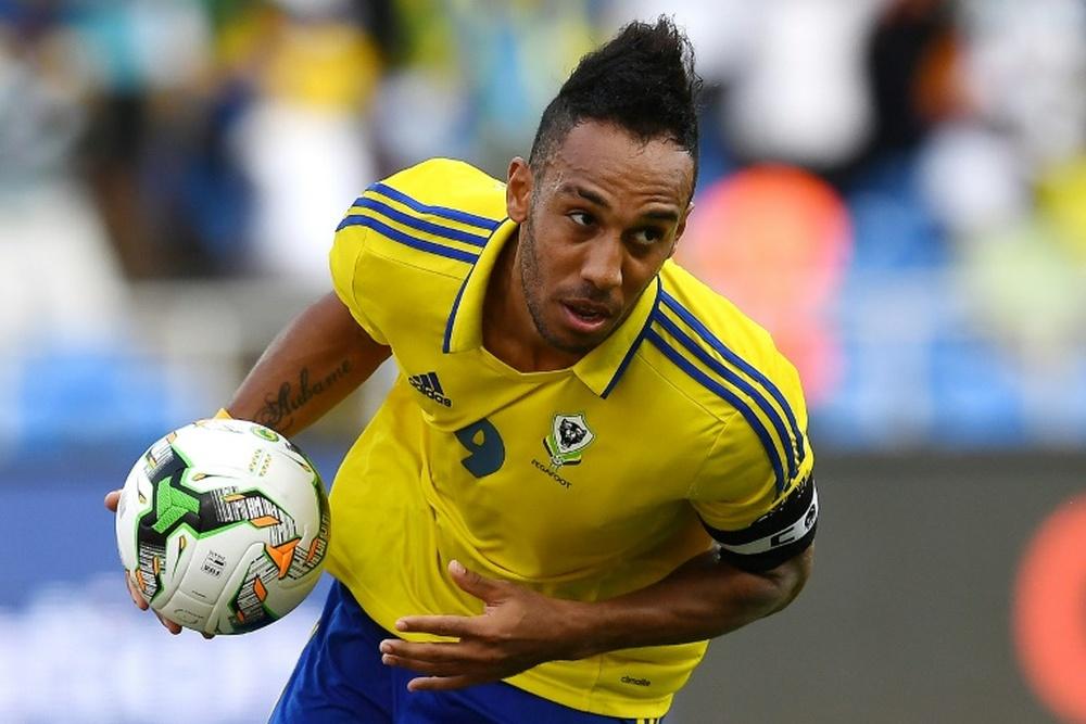 Aubameyang relance le Gabon dans les qualifications du Mondial 2022.