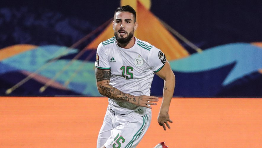 L'Algérie affrontera le Niger sans Andy Delort, zappé par Belmadi.