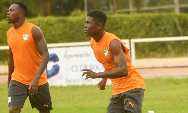 Karim Konaté Côte d'Ivoire ASEC Mimosa