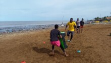 rugby Guinée
