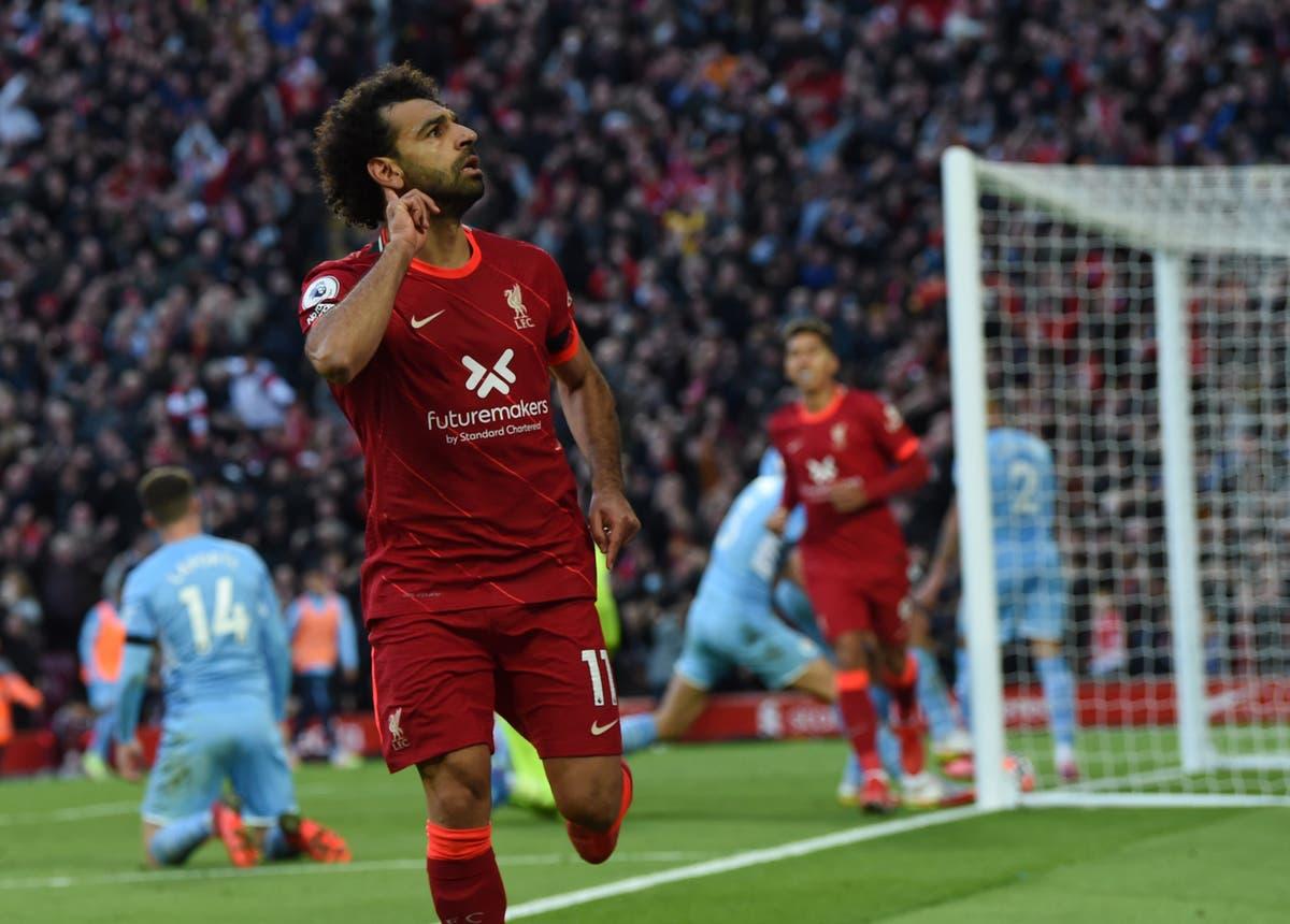 Mohamed Salah fait chavirer Anfield.